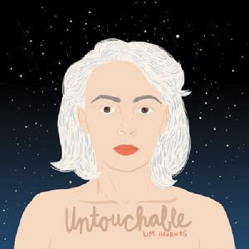 KIM HOORWEG - Untouchable cover