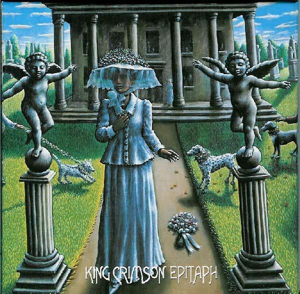 KING CRIMSON - Epitaph cover