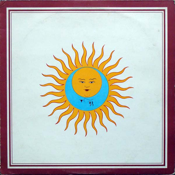 KING CRIMSON - Larks' Tongues In Aspic cover