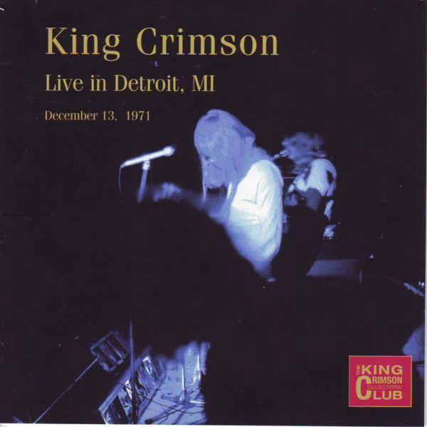King Crimson - Live In Philadelphia, PA - August 26, 1996