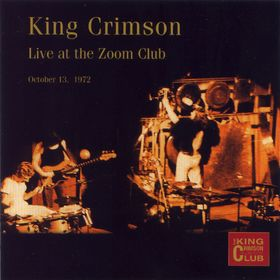 KING CRIMSON - Live In Guildford, November 13, 1972 (KCCC 24) cover