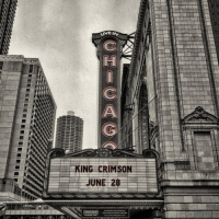 KING CRIMSON - Official Bootleg: Live In Chicago, June 28th, 2017 cover