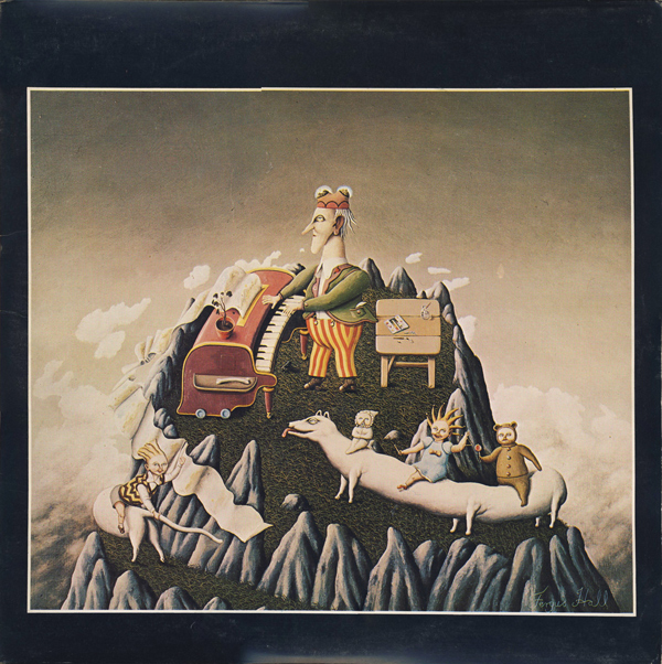 KING CRIMSON - The Young Persons' Guide To King Crimson cover