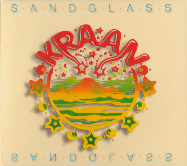 KRAAN - Sandglass cover