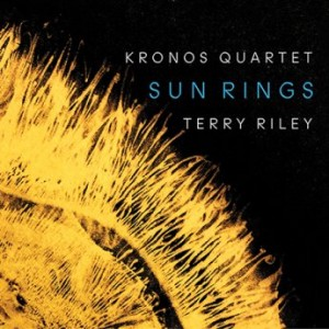 KRONOS QUARTET - Terry Riley : Sun Rings cover