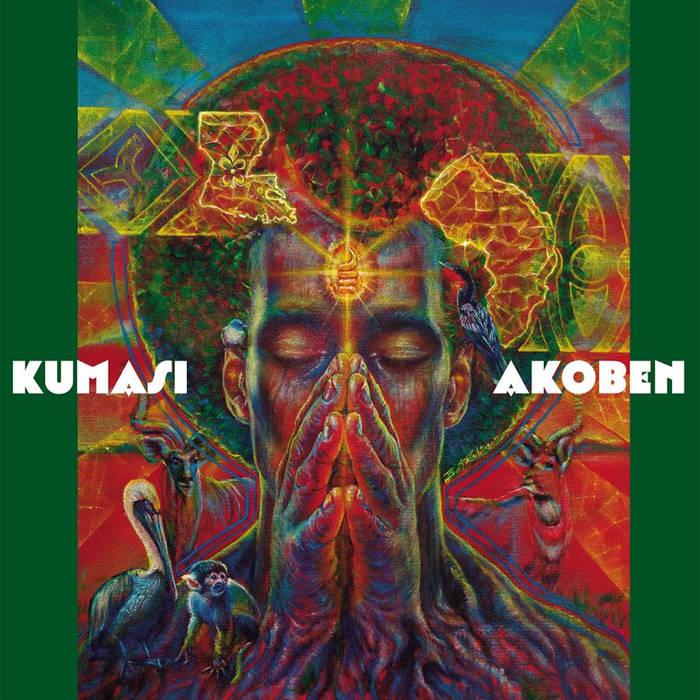 KUMASI - Akoben cover