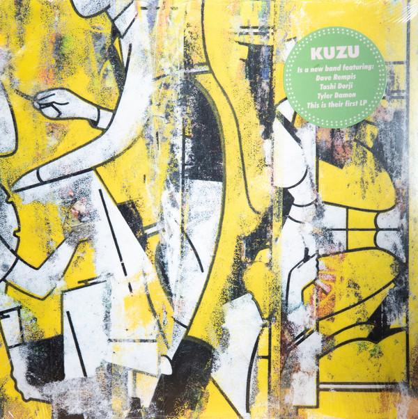 KUZU (DAVE REMPIS / TASHI DORJI / TYLER DAMON) - Hiljaisuus cover