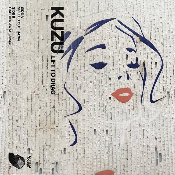 KUZU (DAVE REMPIS / TASHI DORJI / TYLER DAMON) - Lift To Drag cover