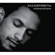 KYLE SHEPHERD - Portrait Of Home cover
