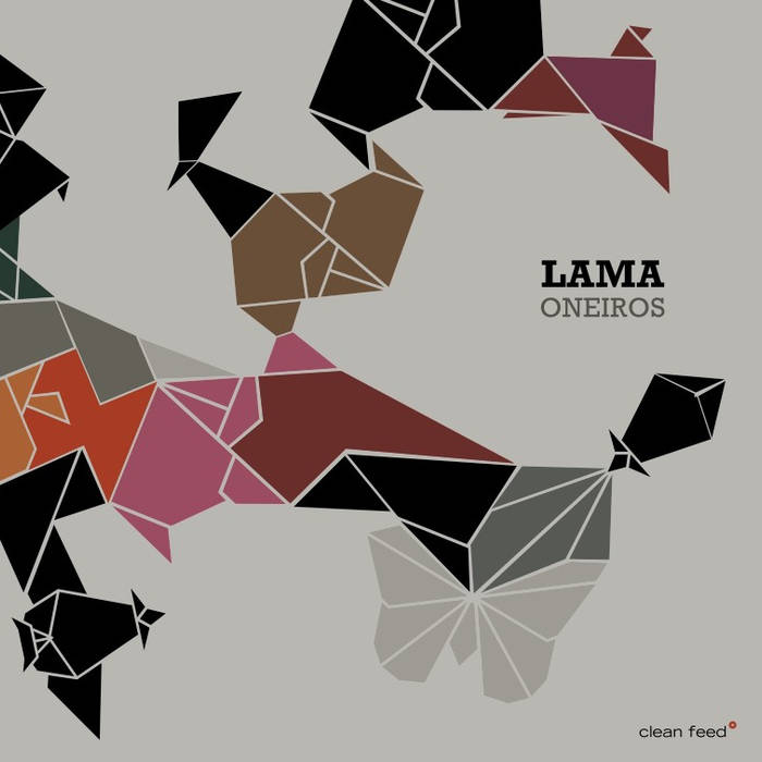 LAMA - Oneiros cover