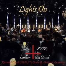 LARRY CARLTON - Larry Carlton And SWR Big Band cover