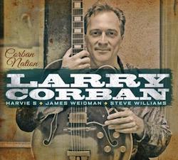 LARRY CORBAN - Corban Nation cover
