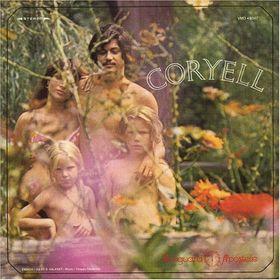 LARRY CORYELL - Coryell cover