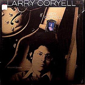 LARRY CORYELL - Lady Coryell cover