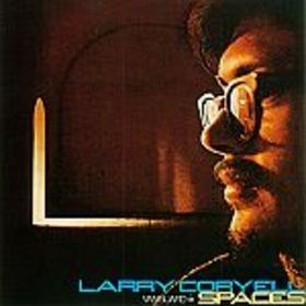 LARRY CORYELL - Spaces cover