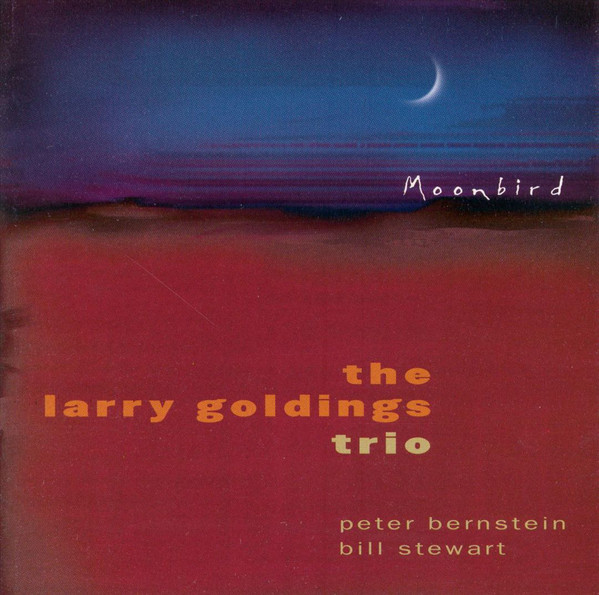 LARRY GOLDINGS - Moonbird cover