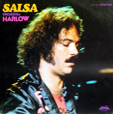 LARRY HARLOW - Salsa cover