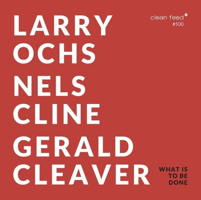 LARRY OCHS - What Is To Be Done cover