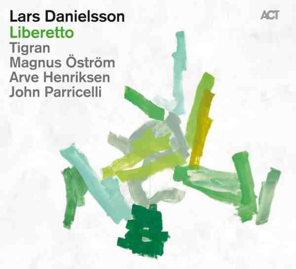 LARS DANIELSSON - Liberetto cover