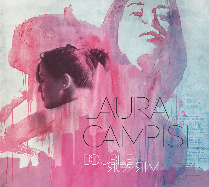 LAURA CAMPISI - Double Mirror cover