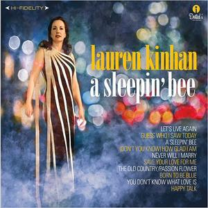 LAUREN KINHAN - A Sleepin' Bee cover