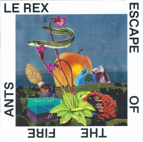 LE REX - Escape of the Fire Ants cover