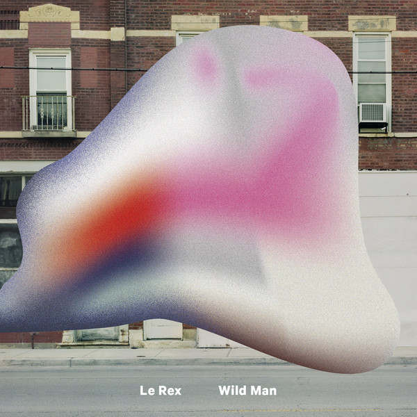 LE REX - Wild Man cover
