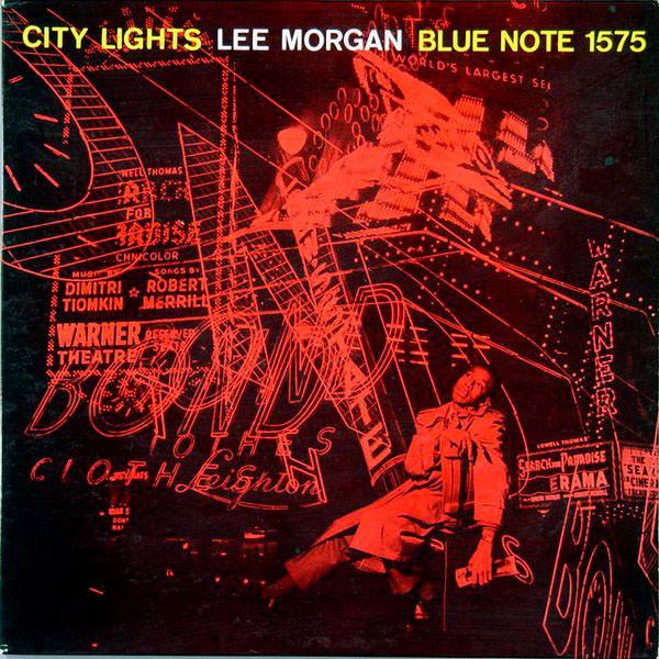 LEE MORGAN - City Lights cover