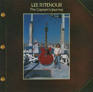 LEE RITENOUR - The Captain's Journey cover