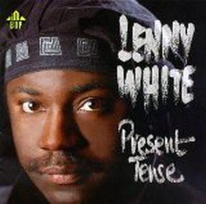 LENNY WHITE - Present Tense cover