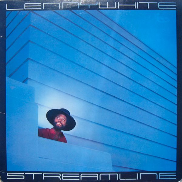 LENNY WHITE - Streamline cover