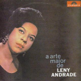 LENY ANDRADE - A Arte Maior De Leny Andrade cover