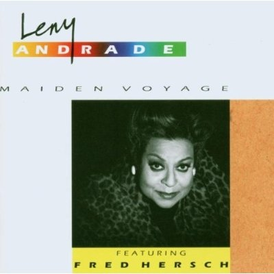 LENY ANDRADE - Leny Andrade Featuring Fred Hersch : Maiden Voyage cover