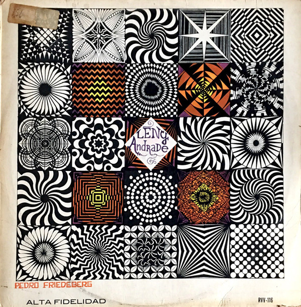 LENY ANDRADE - Leny Andrade (RVV ) cover