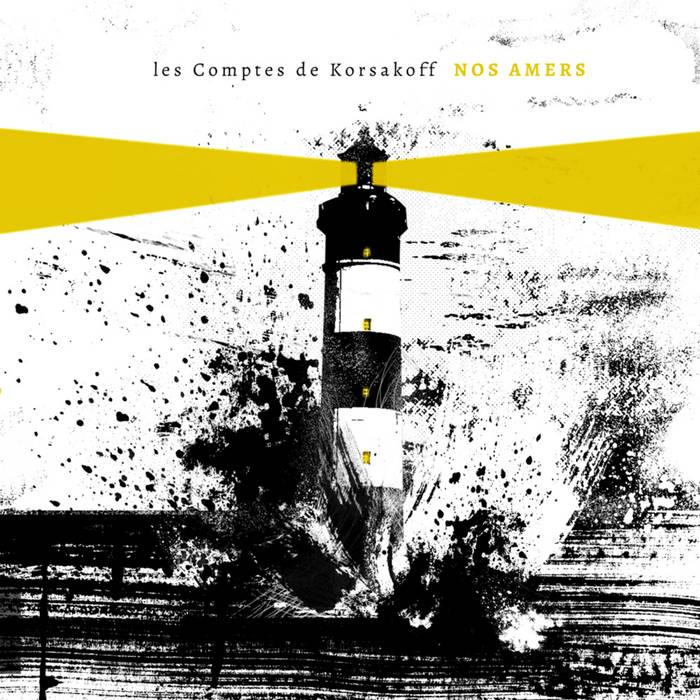 LES COMPTES DE KORSAKOFF (LCDK) - Nos amers cover