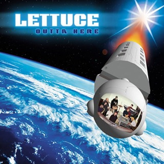 LETTUCE - Outta Here cover