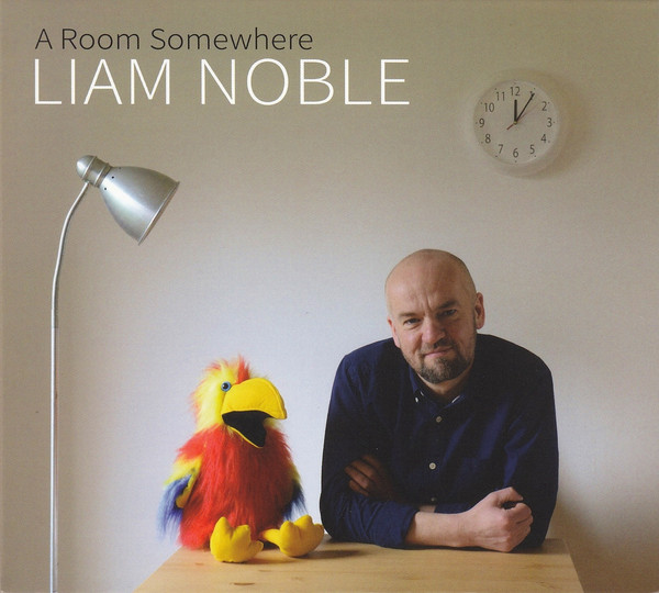 LIAM NOBLE - A Room Somewhere cover