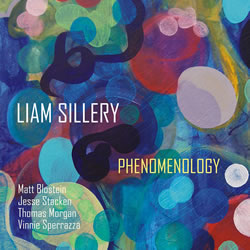 LIAM SILLERY - Phenomenology cover