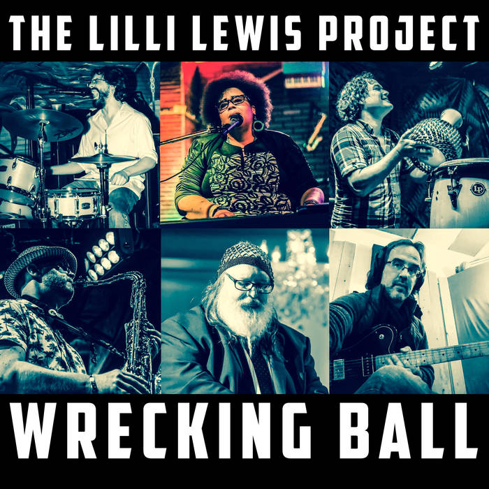 LILLI LEWIS - Wrecking Ball cover