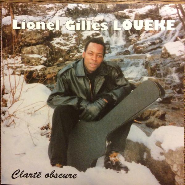 LIONEL LOUEKE - Clarte' Obscure cover
