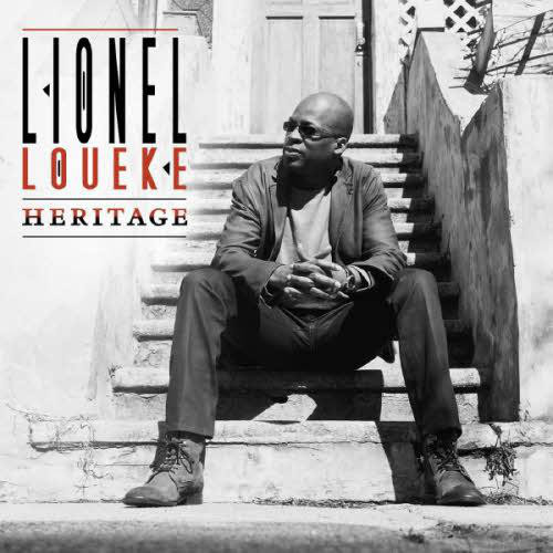 LIONEL LOUEKE - Heritage cover