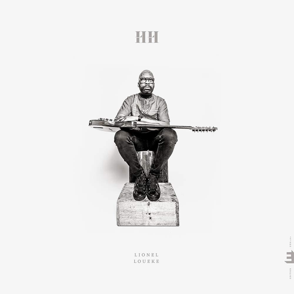 LIONEL LOUEKE - HH cover
