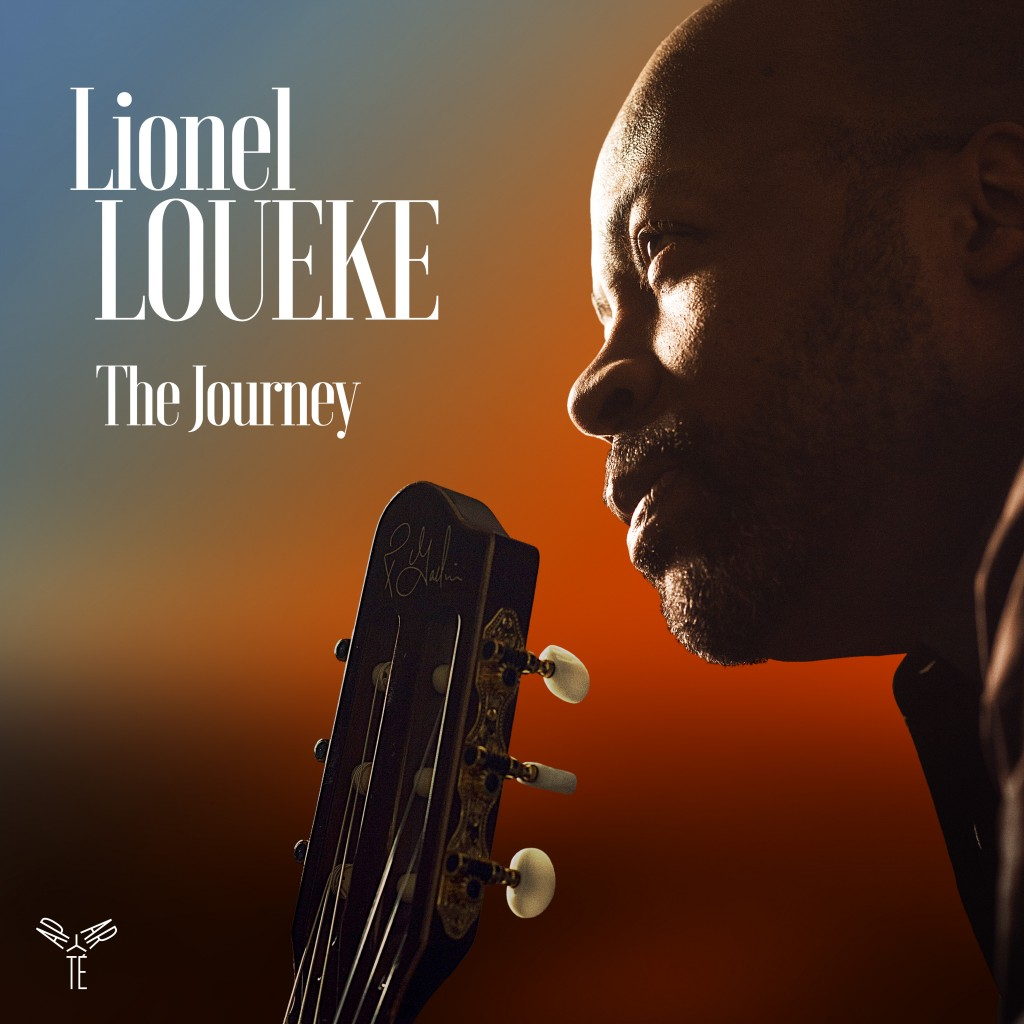 LIONEL LOUEKE - The Journey cover