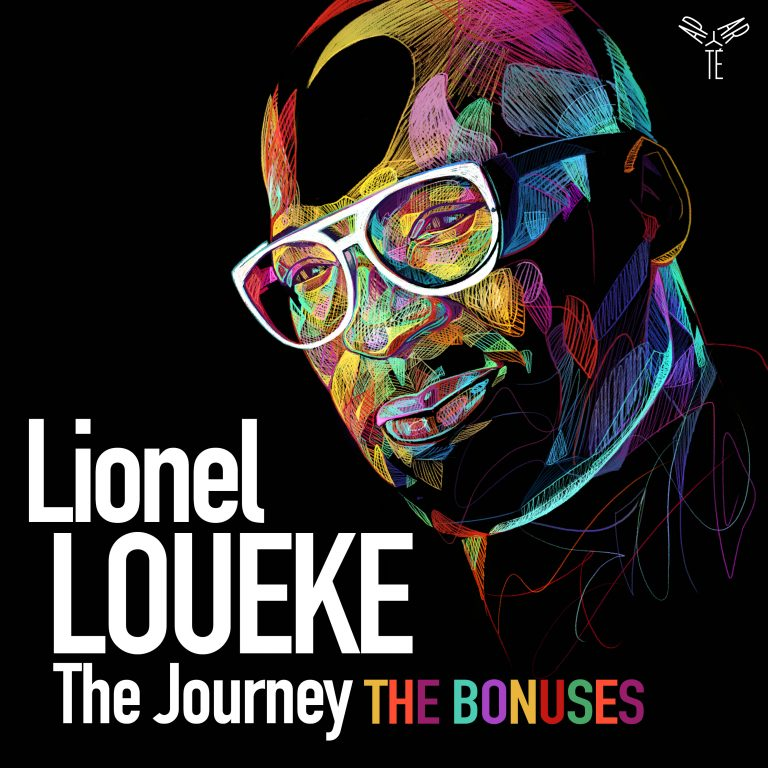 LIONEL LOUEKE - The Journey, the bonuses cover
