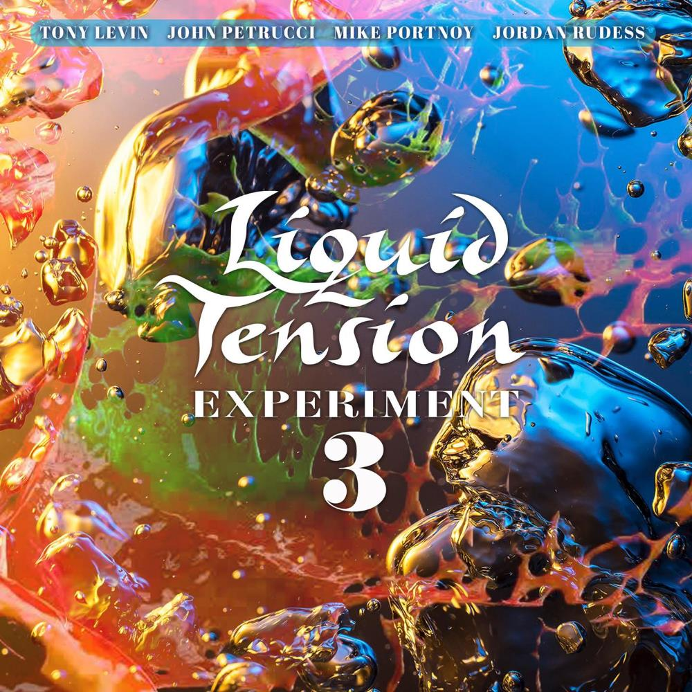 LIQUID TENSION EXPERIMENT - Liquid Tension Experiment 3 cover