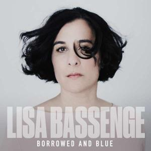 LISA BASSENGE - Borrowed And Blue cover