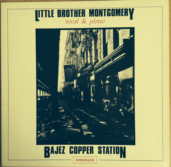 LITTLE BROTHER MONTGOMERY - Bajez Copper Station cover