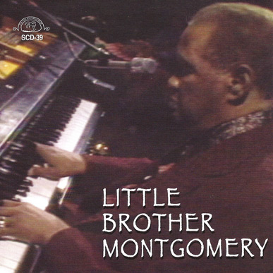 LITTLE BROTHER MONTGOMERY - Little Brother Montgomery cover