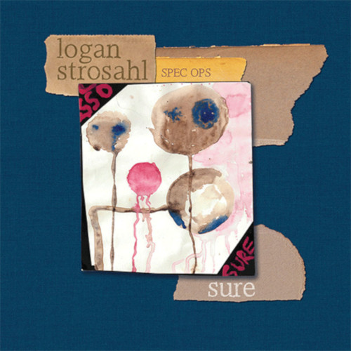 LOGAN STROSAHL - Sure cover