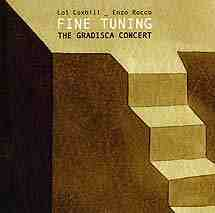 LOL COXHILL - Final Tuning: The Gradisca Concert (with Enzo Rocco) cover